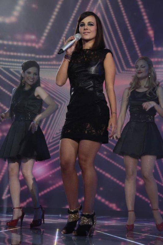 Alizée en live.