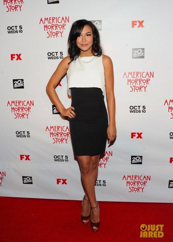 Les actrices de Glee à un évènement. Hollywood