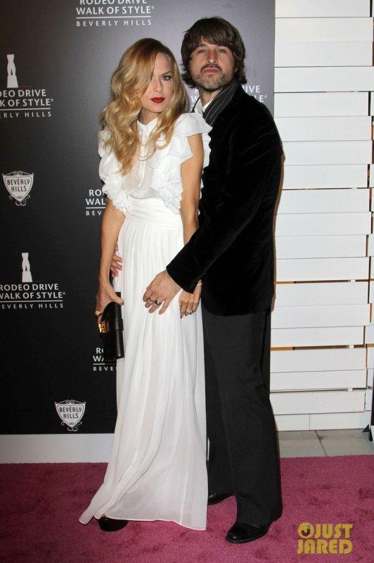 Rachel Zoé à un évènement à Beverly Hills. Rodeo Drive Walk of Style Awards
