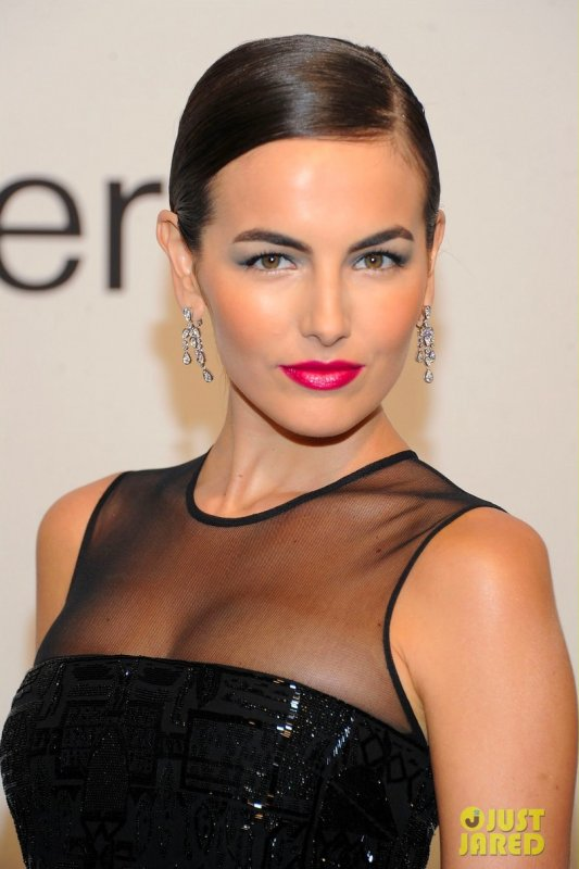 Camilla Belle à un évènement à New York. An Evening with Ralph Lauren