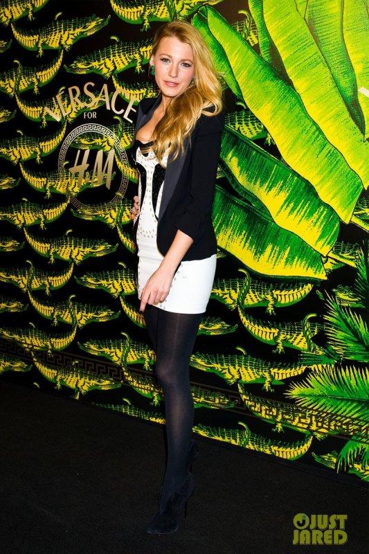 Lancement de la collection Versace x H&M