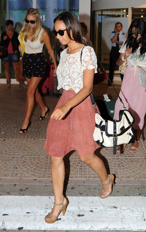 Leona Lewis de sortie.
