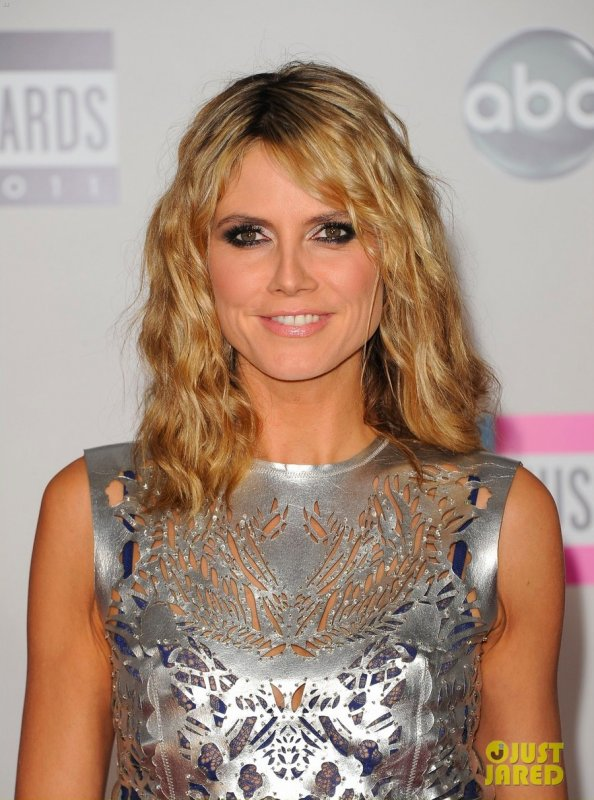 American Music Awards 2011  Katy Perry et Heidi Klum
