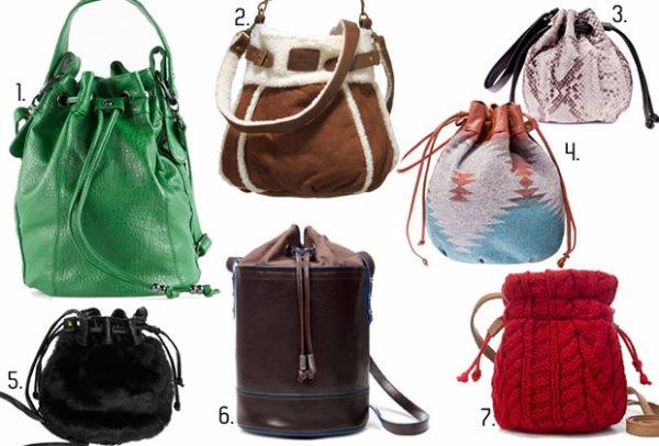 Sacs bourses et nouvelles formes. source : Madmoizelle.com
