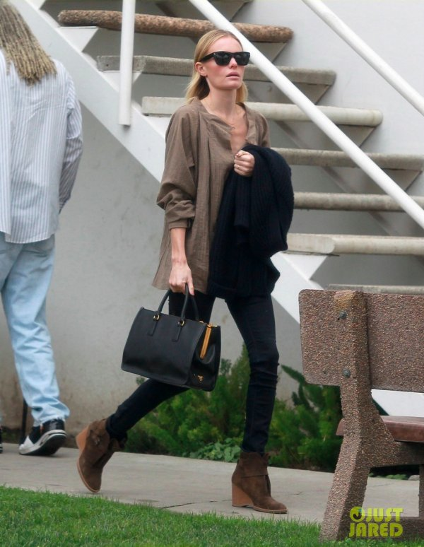 Kate Bosworth de sortie. Culver City, Californie