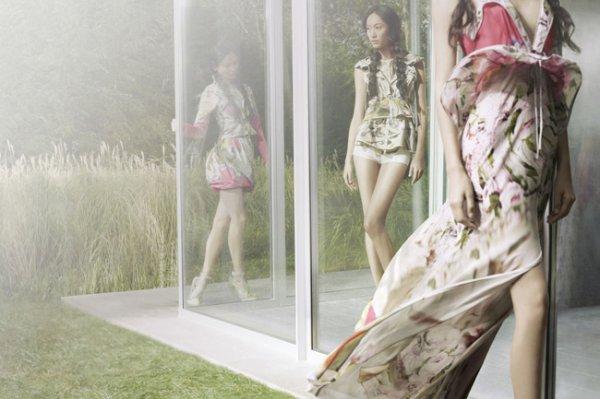 Vera Wang  printemps / été 2012