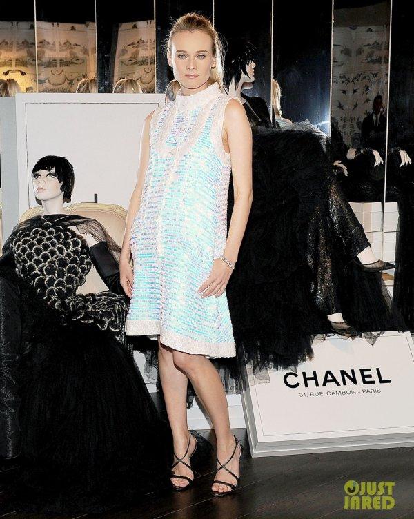 Évènement Chanel à Las Vegas.