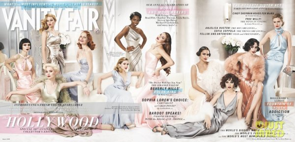 Vanity Fair  The Hollywood Issue