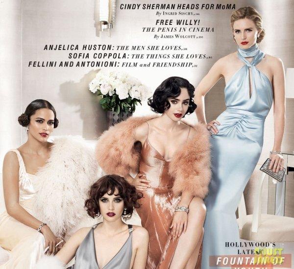 Vanity Fair  The Hollywood Issue