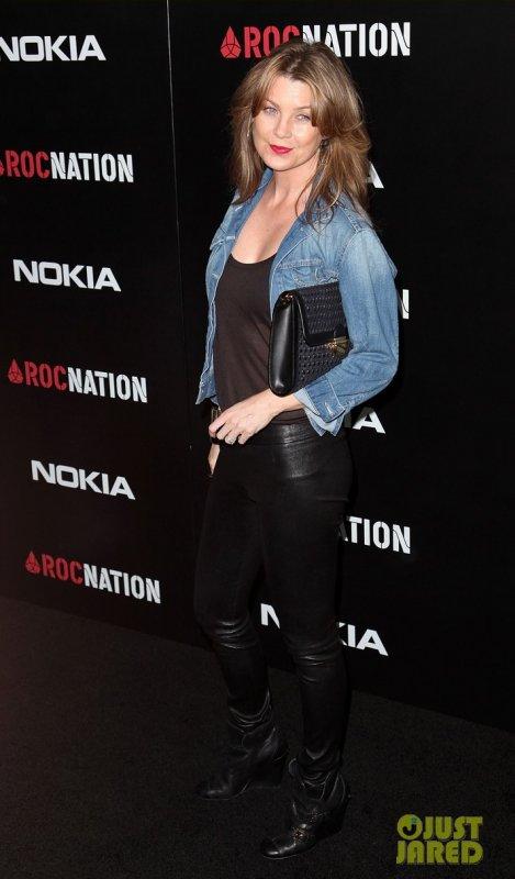 Ellen Pompeo à un évènement à West Hollywood. The Roc Nation Pre-GRAMMY Brunch