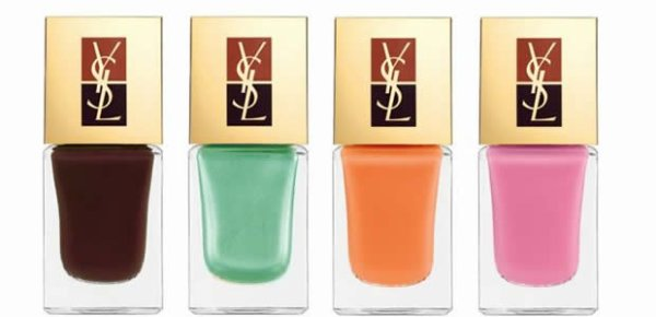 La collection maquillage printemps 2012 d'Yves Saint Laurent
