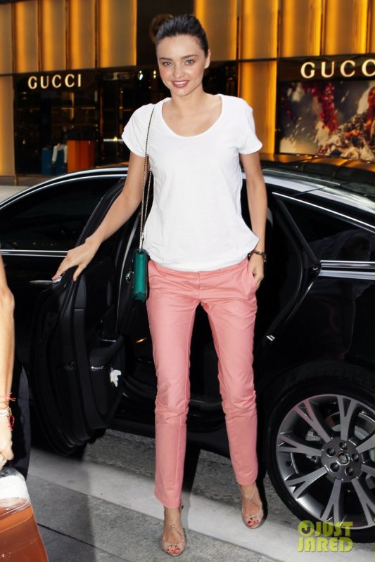 Miranda Kerr de sortie. Sydney, Australie