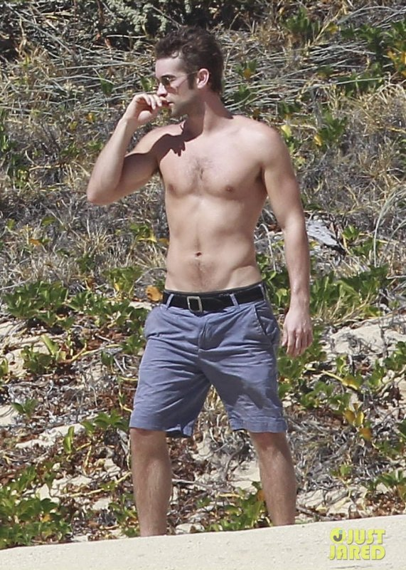 Chace Crawford en vacances. Cabo San Lucas, Mexico