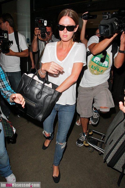 Nicky Hilton de sortie.
