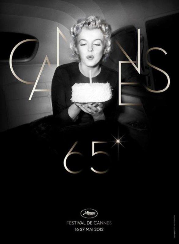 65e Festival de Cannes 2012 : Marilyn Monroe une star à l'affiche