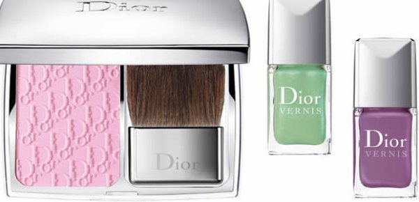 Garden Party, la collection printemps 2012 de Dior