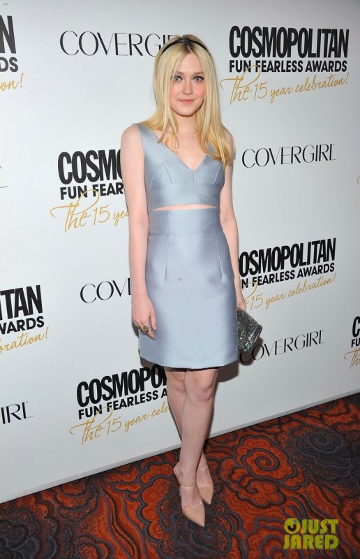 Cosmopolitan Fun Fearless Awards 2012 New York