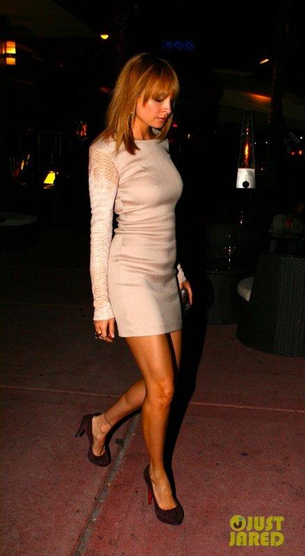 Nicole Richie de sortie.