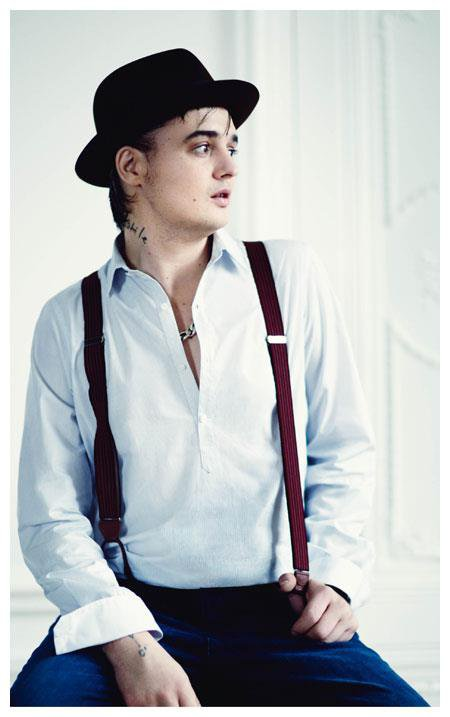 Pete Doherty x The Kooples
