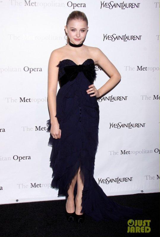 Première du film Jules Massenet's Manon à New York.