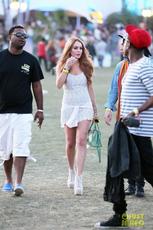 The 2012 Coachella Music Festival