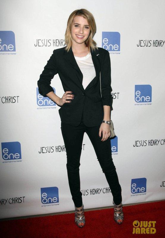 Julia et Emma Roberts à la première de Jesus Henry Christ. Los Angeles