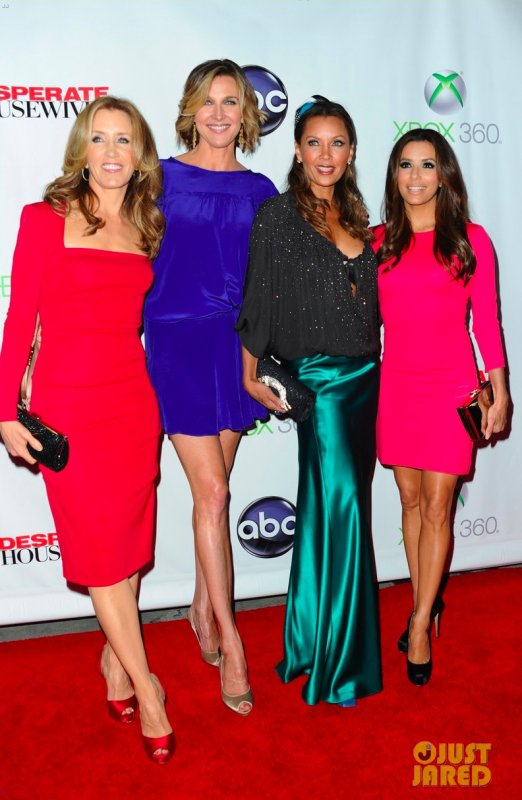 Desperate Housewives serie's finale party Hollywood