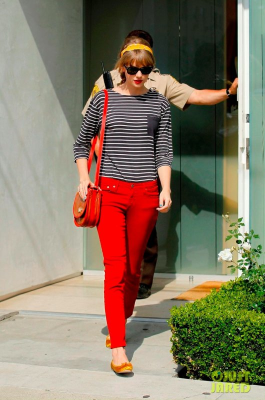 Taylor Swift fait du shopping. Los Angeles