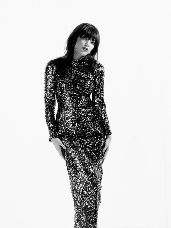 Daisy Lowe pose pour XOXO The Mag.