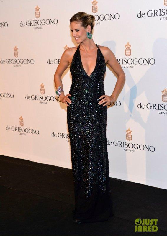Festival de Cannes 2012 Grisogono Glam Extravaganza