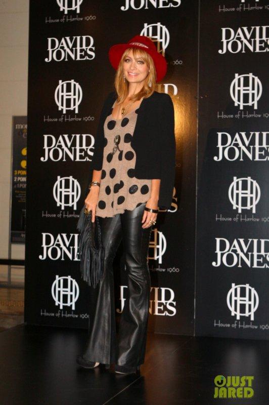 Nicole Richie à un évènement. Sydney, Australie