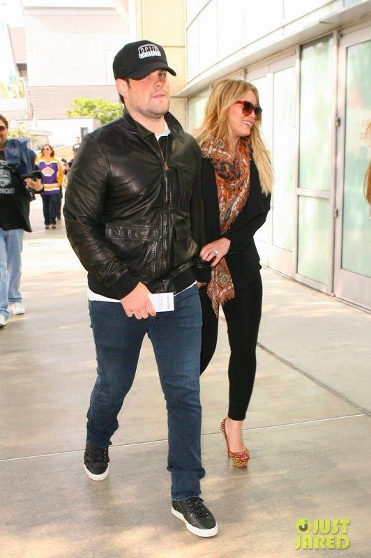 Hilary Duff de sortie avec son mari. Los Angeles