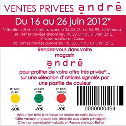 Invitation André