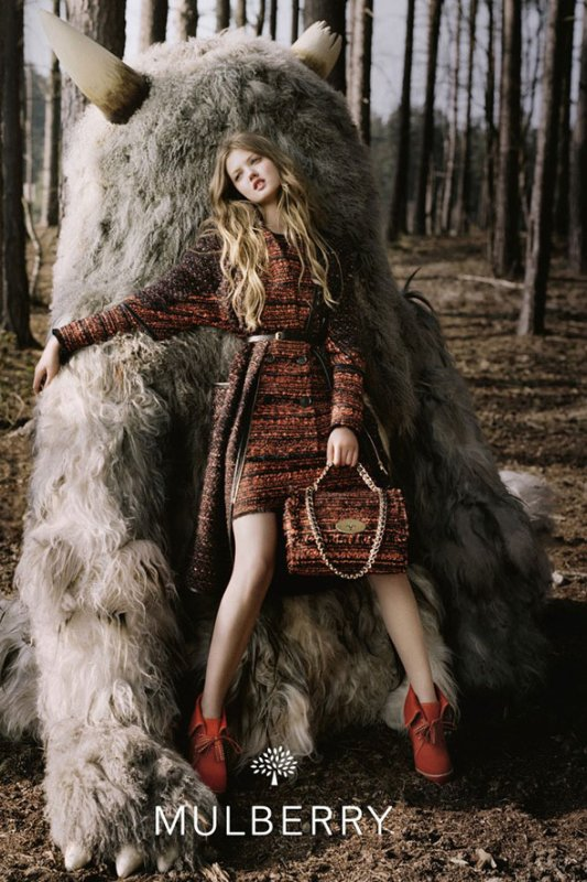 Mulberry  automne / hiver 2012-2013