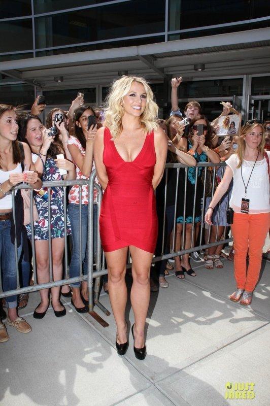 Demi Lovato et Britney Spears aux auditions X Factor.