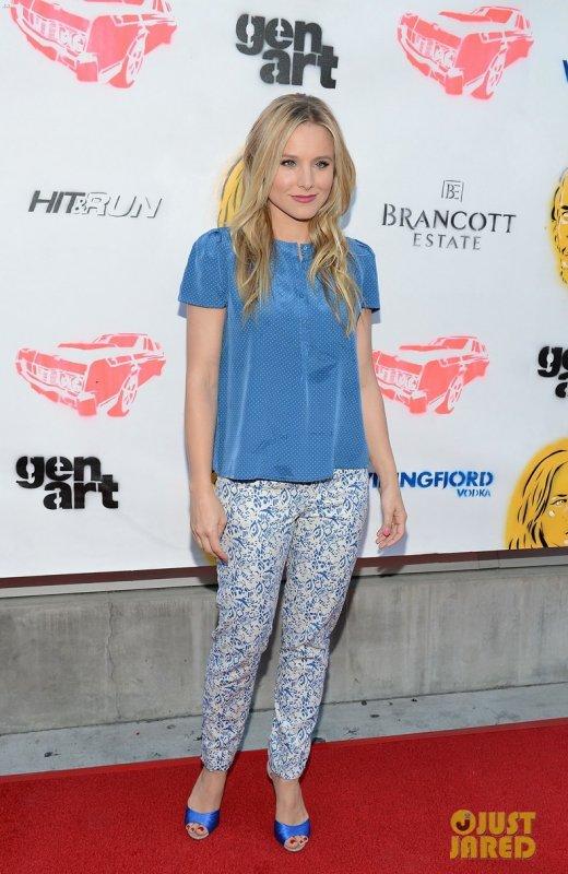 Kristen Bell à un évènement. Los Angeles