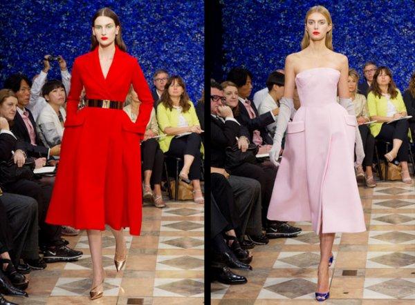 DÉFILÉS COUTURE AUTOMNE-HIVER 2012-2013  Dior
