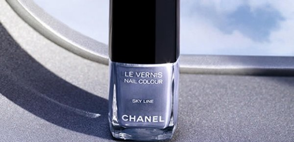 Chanel in the sky. source : Vogue.fr