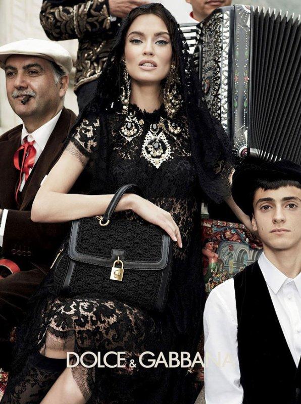 Dolce & Gabbana  automne / hiver 2012-2013