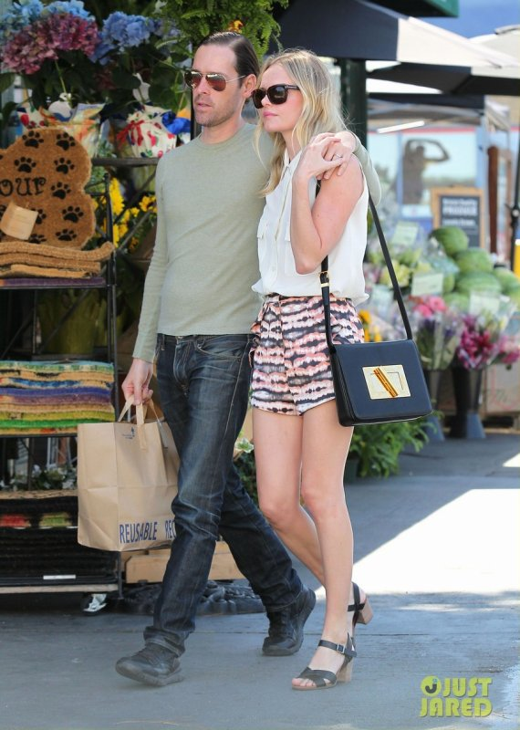 Kate Bosworth de sortie.