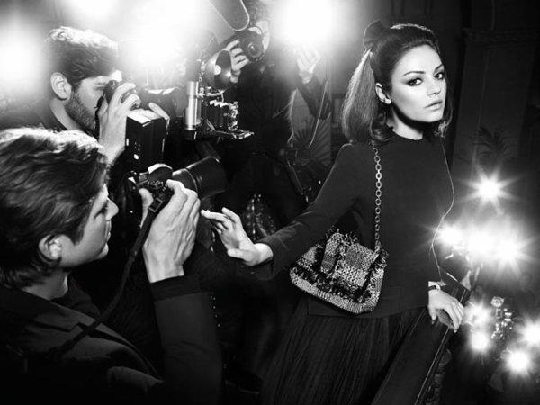 Mila Kunis  Miss Dior