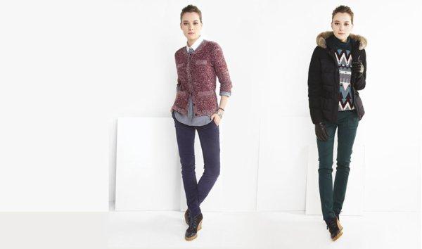 Comptoir des Cotonniers automne / hiver 2012-2013