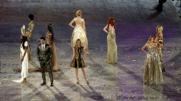 Cérémonie de cloture des JO 2012 Londres