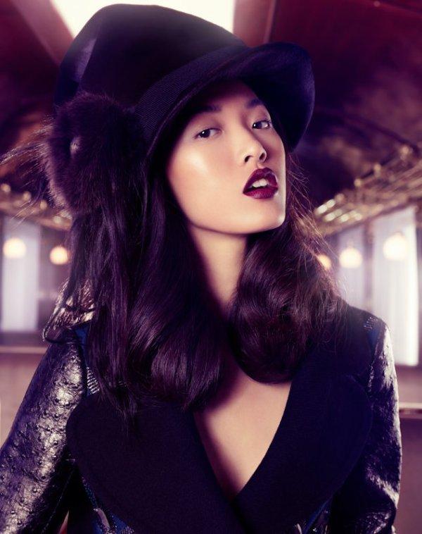Louis Vuitton dans le Vogue Chine.