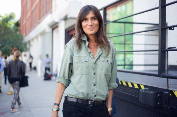 DÉFILÉS PRÊT-À-PORTER PRINTEMPS/ÉTÉ 2013  Sreet Looks : New York