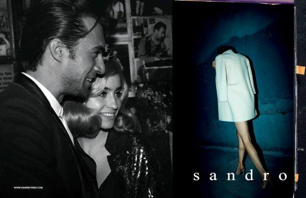 Sandro  automne / hiver 2012-2013