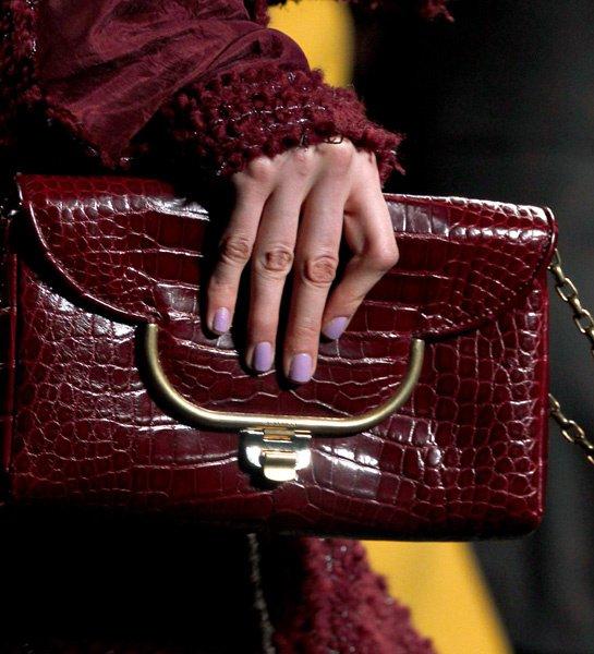 Vernis : les tendances de la rentrée source : Vogue.fr