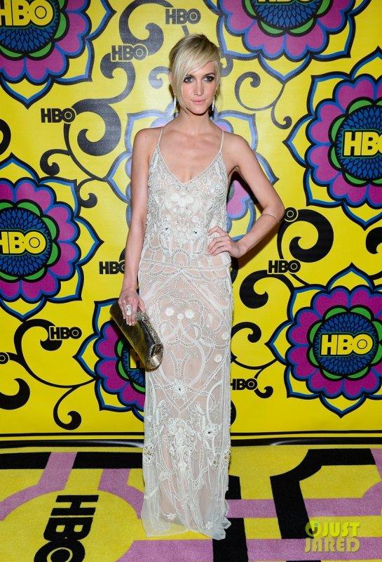 Ashlee Simpson à un évènement. HBO's After Party