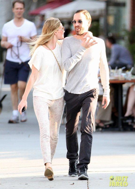 Kate Bosworth de sortie avec son boyfriend. Los Angeles