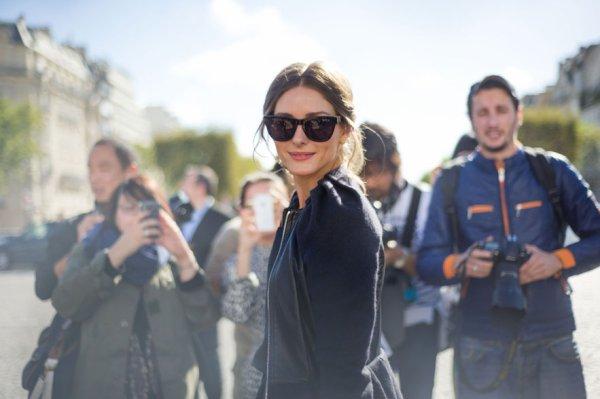 DÉFILÉS PRÊT-À-PORTER PRINTEMPS/ÉTÉ 2013  Sreet Looks : Paris